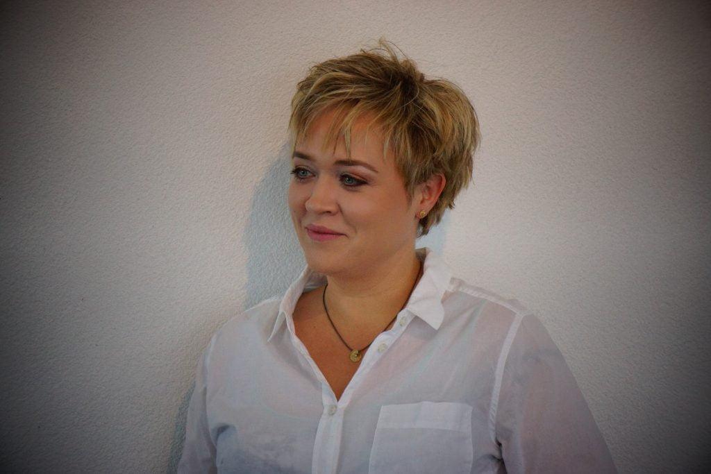 Beispielfrisur Coiffeur Nina